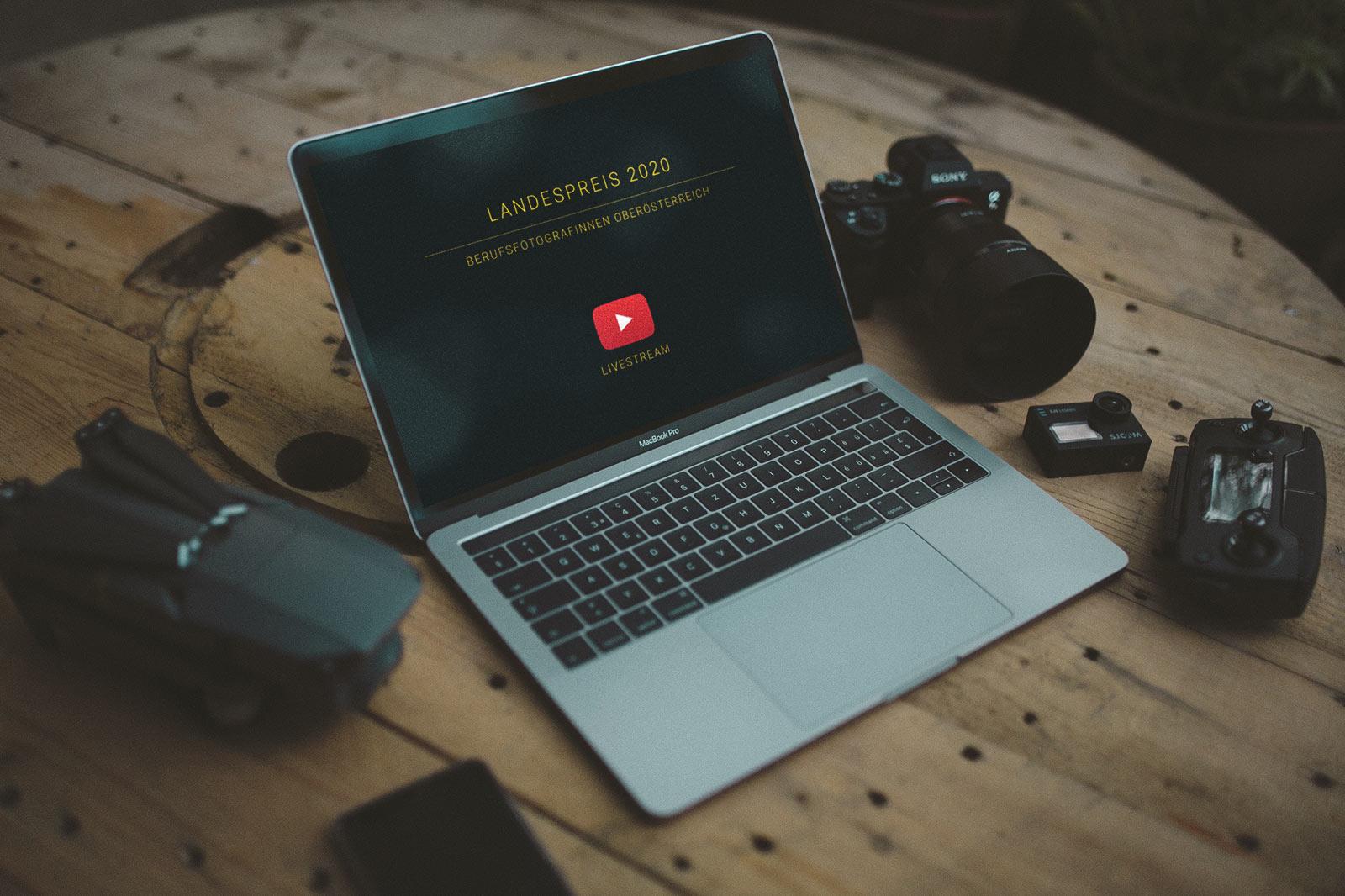 Landespreis Youtube Livestream